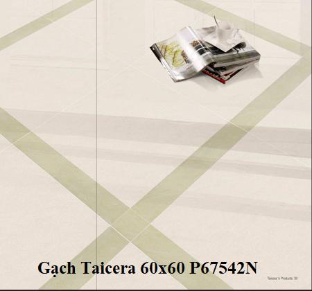 Gạch lát nền Taicera 60x60 P67542N