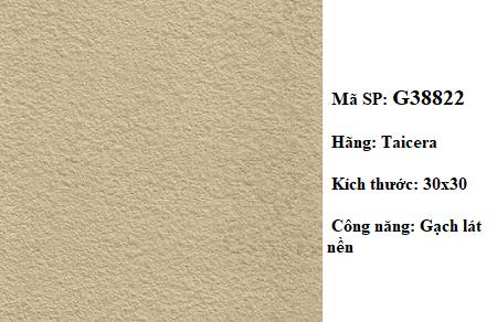 gạch lát nền Taicera 30x30 G38822