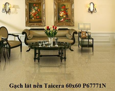 Gạch Taicera P67771N lát nền 60×60