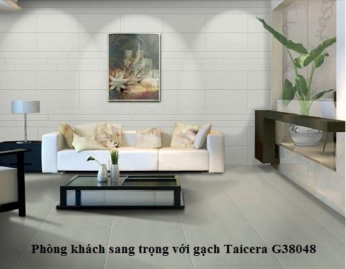 Gạch lát nền Taicera G38048