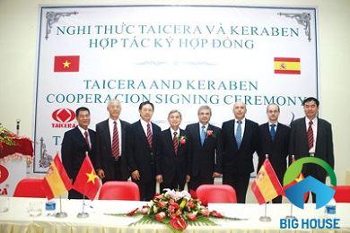 Công ty TNHH Taicera Keraben