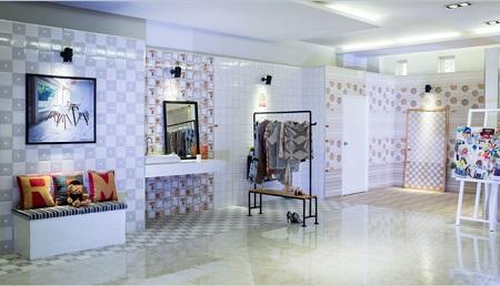 Gạch ốp lát Ceramic đem lại không gian khác biệt