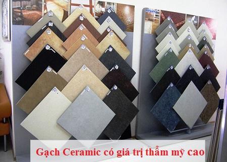 Gạch Ceramic là gì? So sánh gạch Ceramic và gạch Granite Chi tiết nhất