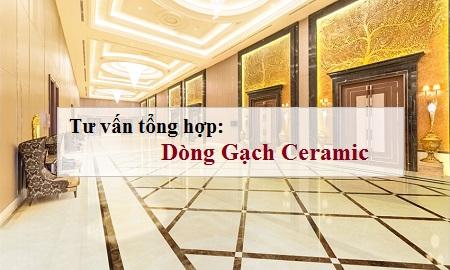 Gạch Ceramic là gì? Ưu điểm và Gợi ý thương hiệu gạch ceramic uy tín