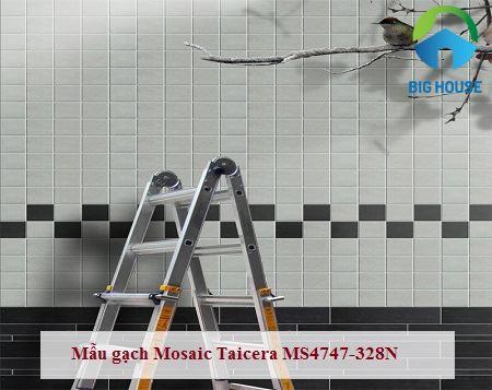 TOP mẫu gạch Mosaic Taicera Đẹp mắt và Cách ứng dụng Hiệu quả