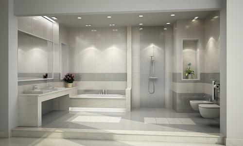 Gạch ốp tường nhà vệ sinh taicera có độ bền vượt trội