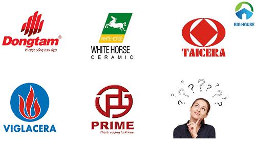 Gạch lát nền hãng nào tốt nhất hiện nay? So sánh nhiều thương hiệu?