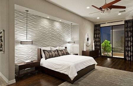 Mẹo chọn gạch ốp phòng ngủ Taicera Đẹp cho nhà dân, khách sạn…