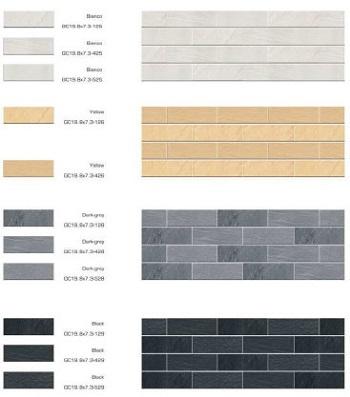 Tổng hợp các kích thước gạch thẻ ốp tường, xây dựng Đặc biệt hữu ích