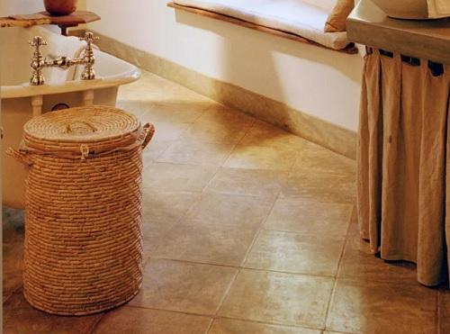 Tổng hợp Ý tưởng thiết kế gạch lát nền nhà vệ sinh Sang trọng – Mới lạ