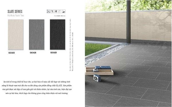 Giá gạch lát nền Taicera 30x60 có sự dao động