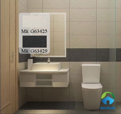 bộ gạch ốp nhà tắm 1