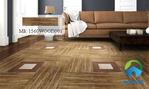 Cách lát gạch giả gỗ 15x90