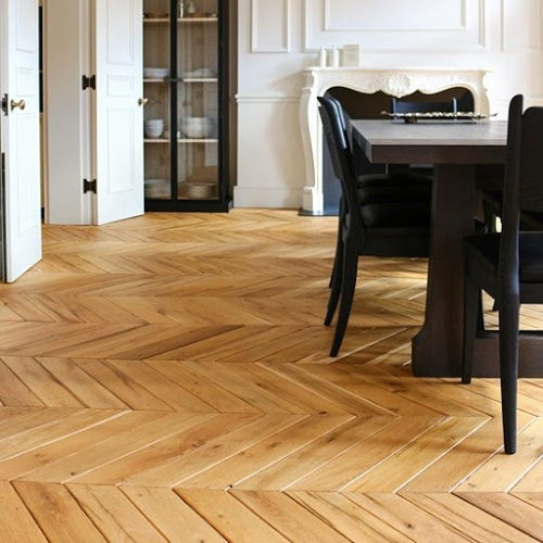 Kĩ thuật lát gạch giả gỗ 15x80 được ứng dụng tại nhiều không gian