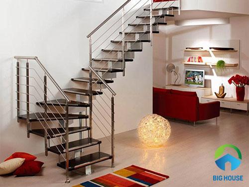 cầu thang 22 bậc 2
