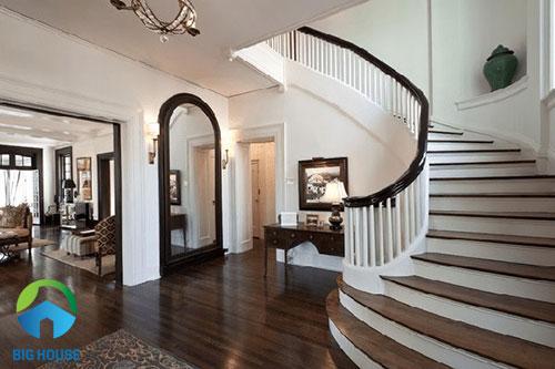cầu thang 22 bậc
