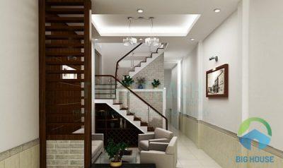 Nguyên tắc thiết kế cầu thang 3 vế kèm mẫu ĐẸP, ẤN TƯỢNG nhất