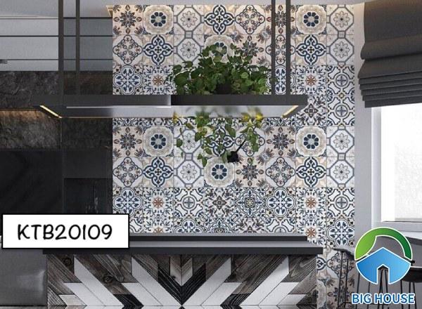 Gạch bông ốp bếp KTB20109