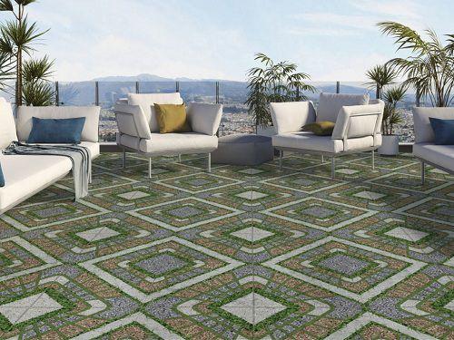 Gạch lát nền chống trơn 600x600 ceramic
