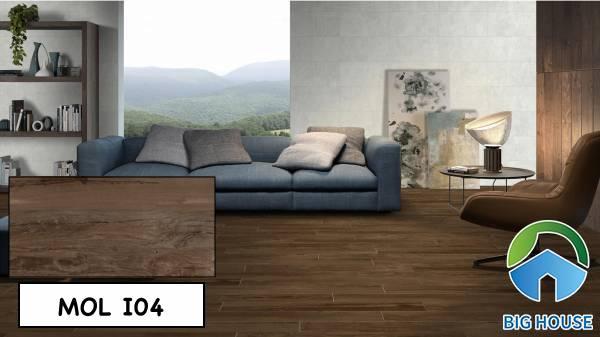 Gạch giả gỗ Viglacera MOL I04