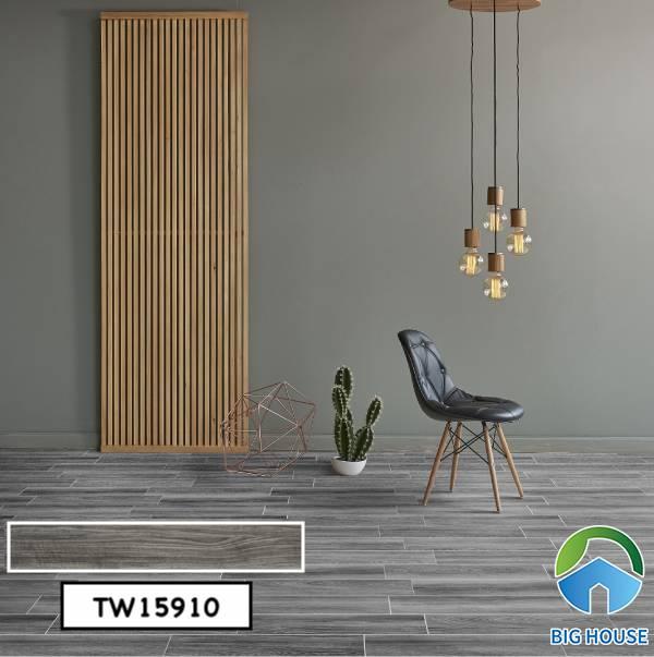 Gạch giả gỗ 15x90 nhập khẩu Trung Quốc TW15910