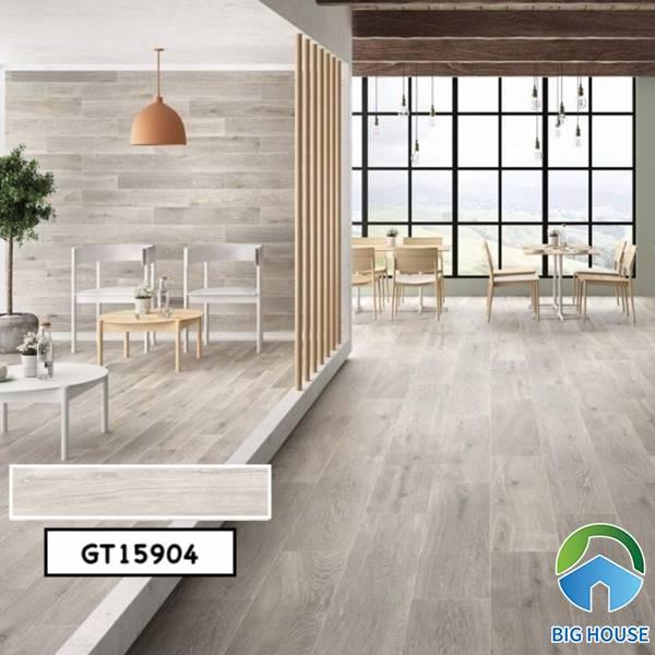 Gạch giả gỗ 15x90 Viglacera GT15904