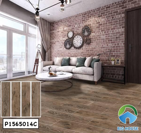 Gạch giả gỗ Ý Mỹ P1565014C