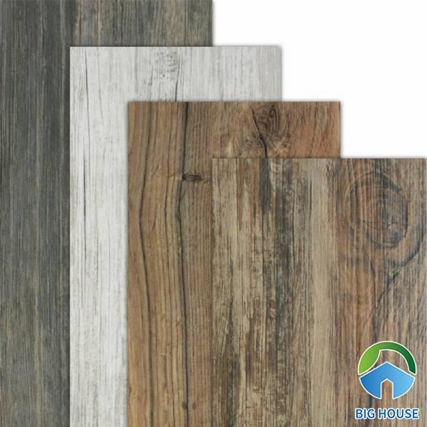 Kích thước phổ biến của gạch giả gỗ