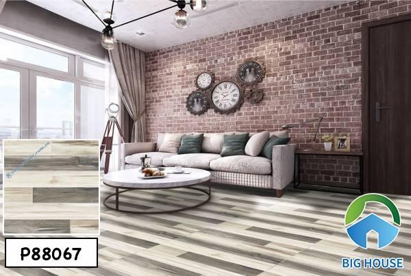 Gạch giả gỗ Ý Mỹ P88067