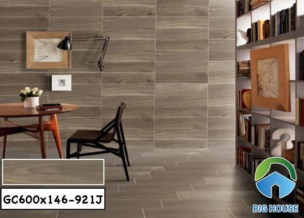 Gạch giả gỗ Taicera GC600x146-921J
