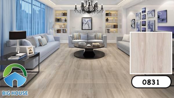 Gạch giả gỗ 80x80 Vitto 0831