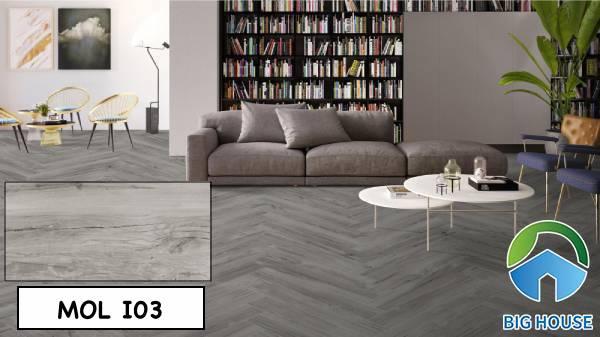 Gạch giả gỗ Viglacera MOL I03