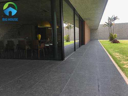 gạch granite 500x500 lát sân vườn chống trơn tối ưu