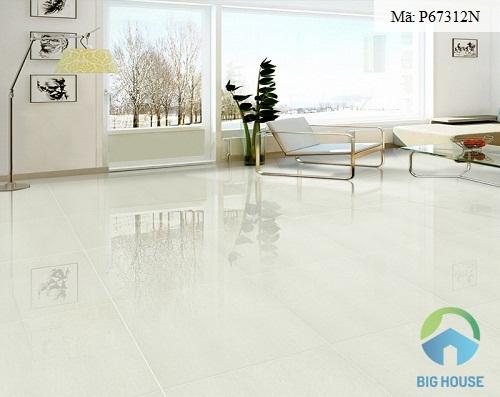 Gạch granite 600x600 bóng kiếng mang đến sự sang trọng cho không gian sở hữu