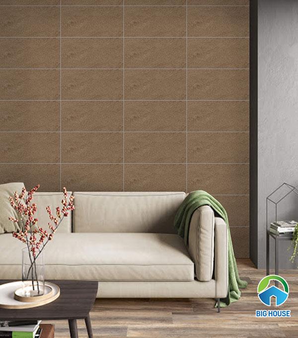 Mẫu gạch granite bán bóng ốp tường sang trọng 306400189-W