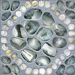 Gạch có bề mặt định hình được ưu tiên sử dụng cho sân vườn và nhà tắm