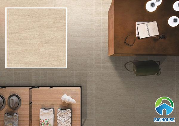 gạch granite khô nhám thích hợp cho nhiều không gian