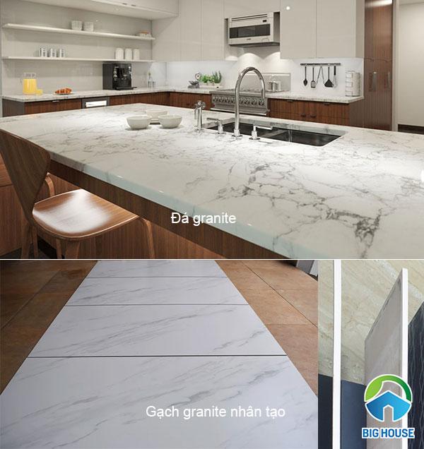 gạch granite nhân tạo