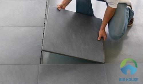 gạch granite và ceramic