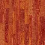 Mẫu gạch vân gỗ tông nâu đỏ vô cùng sang trọng, ấn tượng