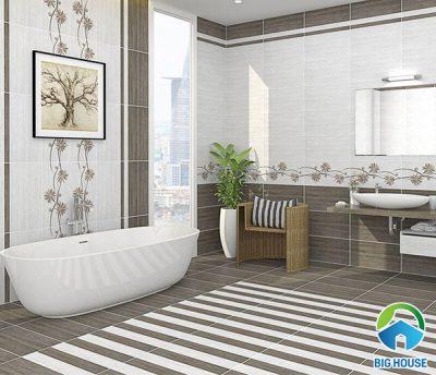 15 Mẫu gạch lát nền nhà vệ sinh, nhà tắm 30×60 Đẹp – Giá tốt nhất