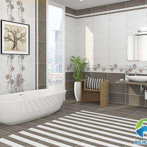 15+ Mẫu gạch lát nền nhà vệ sinh, nhà tắm 30×60 Đẹp nhất