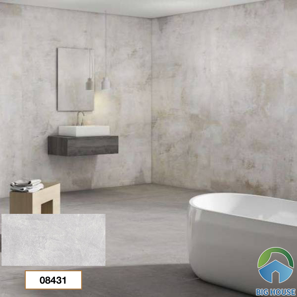 Gạch lát nền nhà vệ sinh 30x60 Prime 08431
