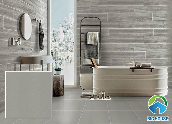 gạch lát nền nhà vệ sinh 40x40 bề mặt chống trơn