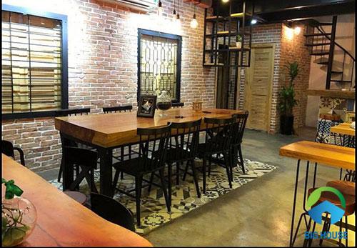 gạch lát nền quán cafe
