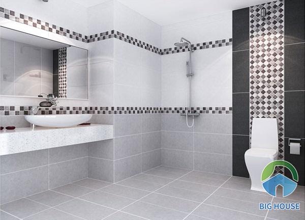 Mẹo chọn gạch lát nền nhà vệ sinh Taicera kèm Mẫu đẹp, Báo giá tốt nhất