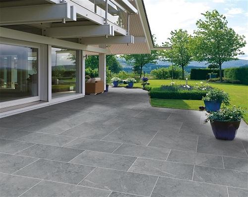 Gạch lát sân vườn Taicera granite