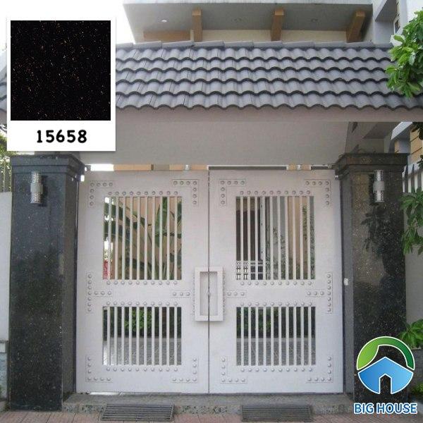 Gạch ốp cổng nhà đẹp 15658