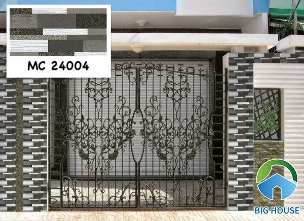 Gạch ốp cổng nhà đẹp MC 24004