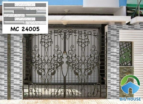 Gạch ốp cổng nhà đẹp MC 24005